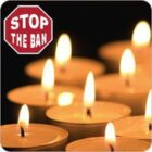 Stop the Ban Coalition Campaign to Hold Medical Marijuana Candlelight Vigil