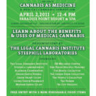 Medical Cannabis Symposium – CANNABIS AS MEDICINE