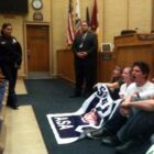 Medical Marijuana Activists Stage Civil Disobedience Tuesday at San Diego City Hall
