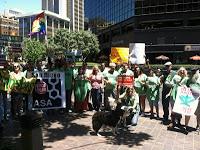 SD ASA Rally - Federal Courthouse
