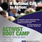 San Diego Activist Boot Camp Feb 19-20