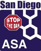 San Diego ASA - Stop the ban