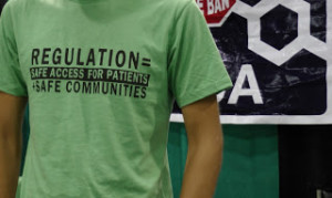 Shirt and ASA logo