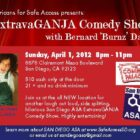 ExtravaGANJA Comedy Show