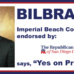 Bilbray Endorses Medical Marijuana Initiative in Imperial Beach
