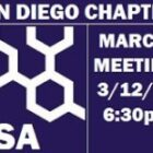 March SD ASA Chapter Meeting